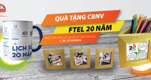 FPT Telecom Tặng Quà