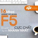 Gói cước F5 FPT