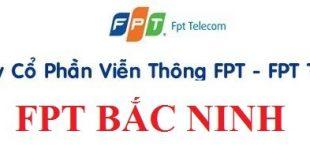 Lắp mạng FPT Bắc Ninh