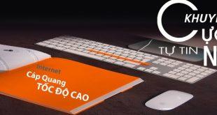 Khuyến mãi lắp mạng FPT tại Hà Nội