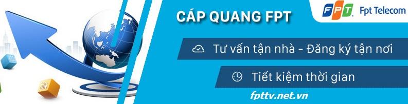 Lắp mạng FPT TP Bắc Ninh