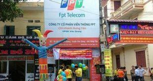 Fpt-Telecom huyện Văn Giang