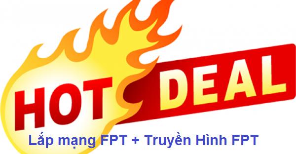 Khuyến Mãi Ngày Vàng Lắp Mạng FPT