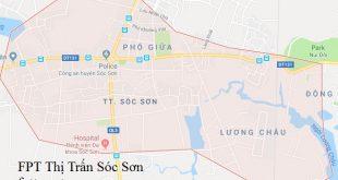 Hạ Tầng FPT Thị Trấn Sóc Sơn