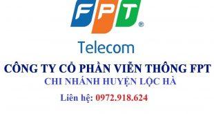Lắp mạng wifi Fpt huyện Lộc Hà Hà Tĩnh