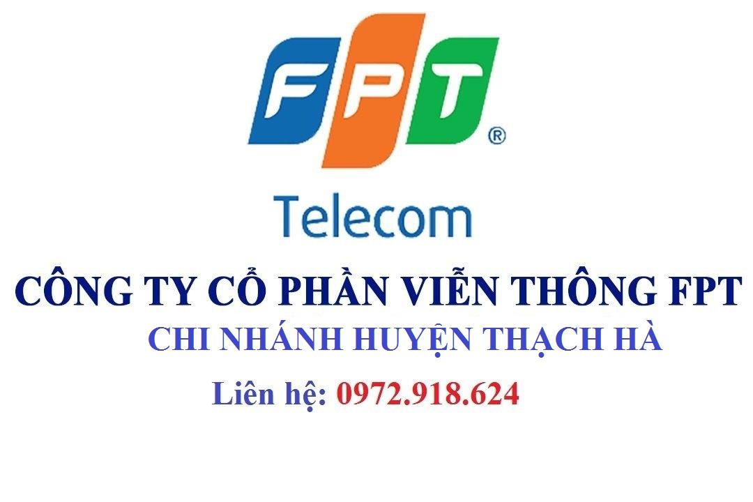 Lắp đặt mạng wifi Fpt huyện Thạch Hà, Hà Tĩnh
