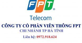 Lắp Wifi FPT TP Hà Tĩnh